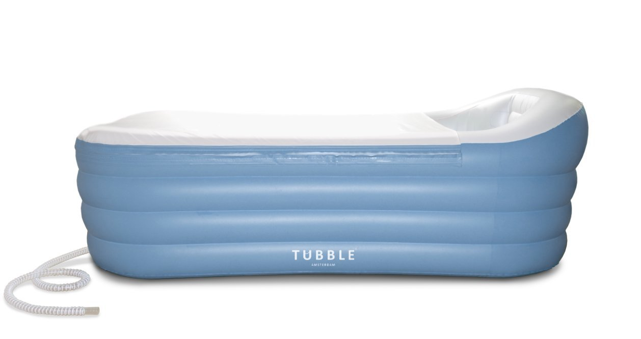 Tubble Royale Inflatable Bathtub Adult size Portable Home Spa ...