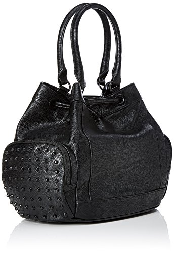 Madison Borsa Steffen Rivetto Schraut Negro Cartera nero Mujer ww6Zzqr