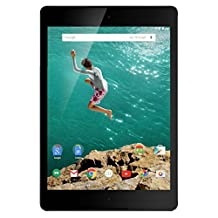 HTC Nexus 0P82100-16-BLK 8.9-Inch 16 GB Tablet, Black