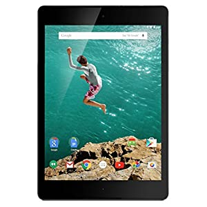 Google Nexus 9 Tablet (8.9-Inch, 32GB, Black, Wi-Fi)