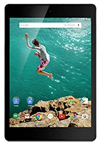 Google Nexus 9 0P82100-16-BLK 8.9-Inch, 16 GB Flash Memory Tablet (Black)
