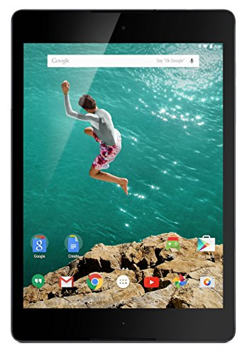 Google Nexus 9 Tablet (8.9-Inch, 32GB, Black, Wi-Fi) by HTC