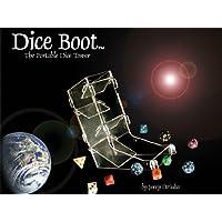 Chessex Dice Boot Torre de Dados