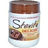Stevita, Stevita Delight, Chocolate Powder, 4.2 oz (120 g) – 3PC Review