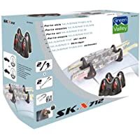 Green Valley 812712B Porte-Skis Magnétique Antivol SK-X712