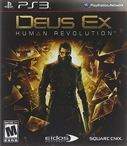 Deus Ex Human Revolution - Playstation 3 ()