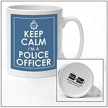 Keep Calm I/'m A Police Officer Mug