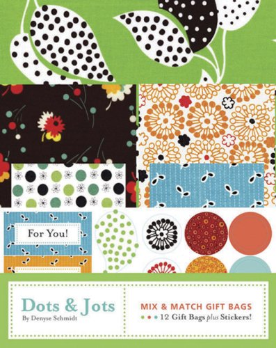 Dots and Jots: Mix and Match Gift Bags (Mix and Match Stationary) -