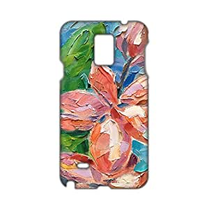 Evil-Store Watercolor flowers 3D Phone Case for Samsung Galaxy Note4