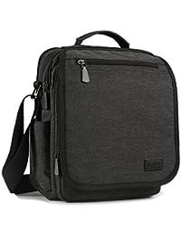 Small Canvas Shoulder Bag Messenger Bag Work Satchel Casual Bag