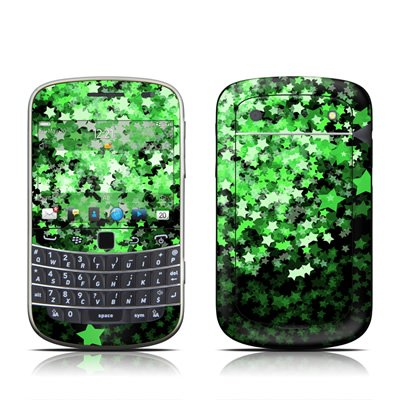 Stardust Spring Design Protector Skin Decal Sticker for BlackBerry Bold Touch 9930 9900 Cell Phone