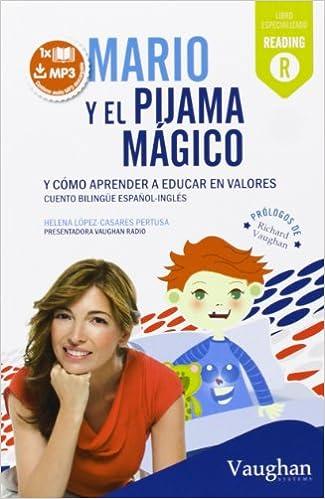 Mario y el pijama m�gico: Helena López-Casares Pertusa: 9788492879960: Amazon.com: Books