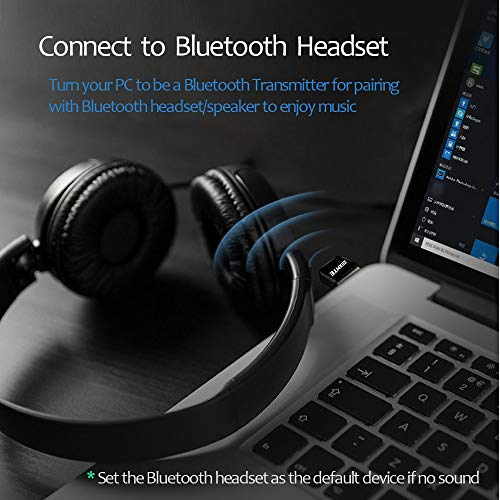 USB Bluetooth adpater for PC Low Energy Wireless Bluetooth - Import