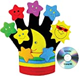 Get Ready Kids Glove Puppet Set: Stars in The Sky