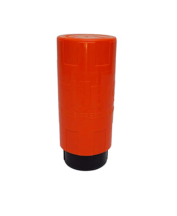 PRO ELITE complementos de padel TUBOPLUS X3 (Naranja) +Toallita ...