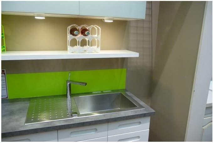Drinkcase Casier Bouteille Range Bouteilles empilable et d/éco Couleur Blanche