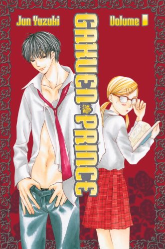 Read Online Gakuen Prince 1 pdf