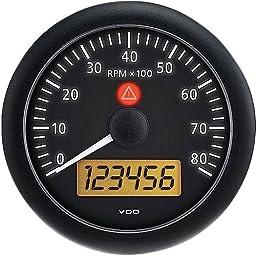 VDO A2C53408405-S Tachometer Gauge