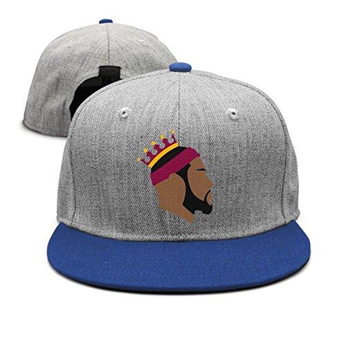 King of Basketball Ohio Cleveland Dad Hat 100% Cotton Adjustable Classic Baseball Cap