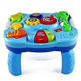Sundlight Musical Learning Table Toys Aquatic Creatures Music Activity Center Game Table Toddlers
