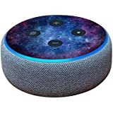MightySkins Skin for Amazon Echo Dot (3rd Gen) - Nebula | Protective, Durable, and Unique Vinyl Decal wrap Cover | Easy to Apply, Remove, and Change Styles | Made in The USA