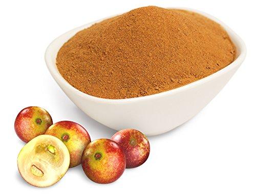 Sunfood Camu Camu Powder, 3 5 Ounces, Organic, Raw