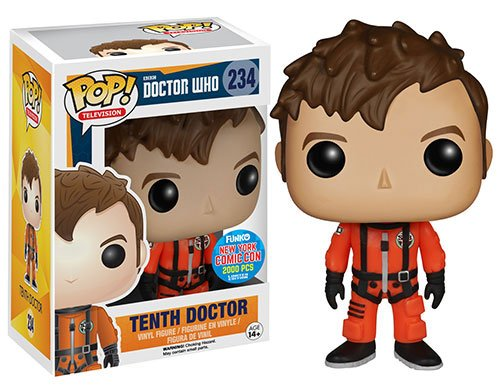 Funko Doctor Tenth Space Exclusive