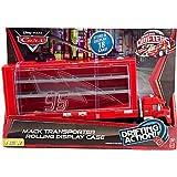 Cars Micro Drifters Mack Display Case Vehicle Playset