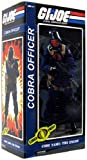 GI Joe Sideshow Collectibles 12 Inch Deluxe Action Figure Cobra Officer