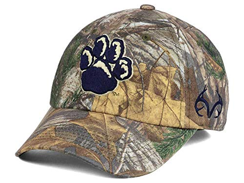 (Top of the World Pittsburgh Panthers Camo Realtree Fallout Stretch Cap)
