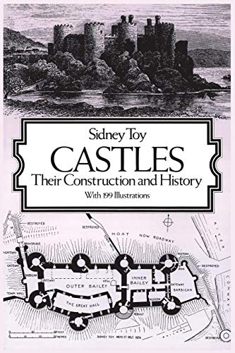 Castles: Their Construction and History (Dover ()