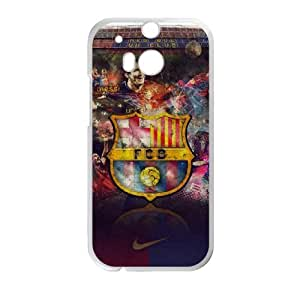 Barcelona For HTC One M8 Csae protection Case DHQ635180