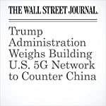 Trump Administration Weighs Building U.S. 5G Network to Counter China | John D. McKinnon,Kate O'Keeffe,and Ryan Knutson