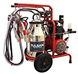 Tulsan Classic Portable Double Milking Machine