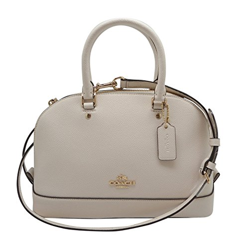 Purse Sierra Shoulder Coach Chalk Women��s Handbag Mini Satchel Shoulder Inclined fq6BOn