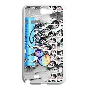 Custom One Direction Hard Back Cover Case for Samsung Galaxy Note 2 NT516