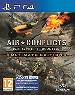 ced45aa4557e Air Conflicts Pacific Carriers (PS4)  Amazon.co.uk  PC   Video Games