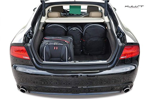 KJUST - AUTO-TASCHEN AUF MASS AUDI A7 SPORTBACK, 2010- CAR FIT BAGS