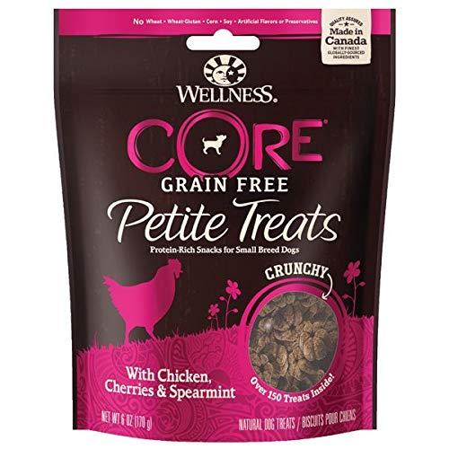 Wellness Petite Treats Small Breed Soft Natural...