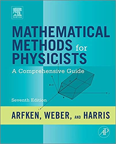 Mathematical methods for physicists a comprehensive guide 7 george mathematical methods for physicists a comprehensive guide 7 george b arfken hans j weber frank e harris amazon fandeluxe Images