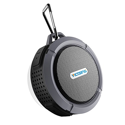 VicTsing Bluetooth Waterproof Hands Free Speakerphone product image