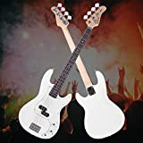 Glarry Electric Bass Guitar Full Size 4 String