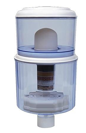 4 galones Refrigerador de agua filtro purificador – Save $ $ $ – lugar sobre Cooler