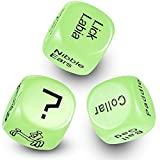 Glow-in-the-Dark-Novelty-Dice-BONTIME-Funny-Dice-for-CouplesBedroom-Level-Up-GameDating-GiftLarge-SizeSet-of-3