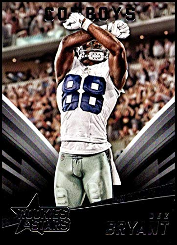2015 Panini Rookies and Stars #52 Dez Bryant NM-MT Dallas Cowboys Official NFL Football Card (Panini Rookies Stars)