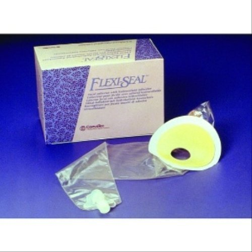 CONVATEC Flexi-Seal Fecal Collector, Box: 10 by ConvaTec