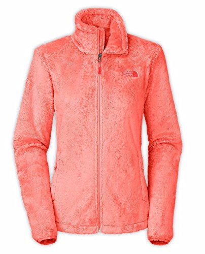 North Face Osito 2 Women's Full Zipper Fleece Jacket (Small)