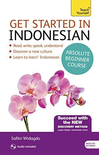 Get Started in Beginner's Indonesian (Teach Yourself Language) by Christopher Byrnes (2016-03-22)