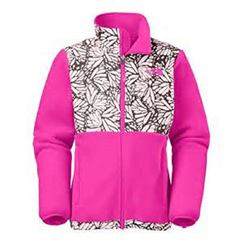 The North Face Girl's Denali Fleece Jacket, Youth Large (Jacket Denali Girls Fleece)