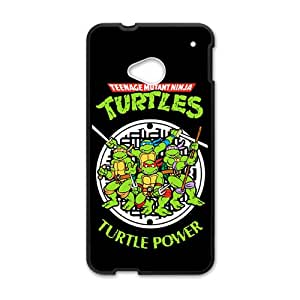 VOV Teenage Mutant Ninja Turtles Cell Phone Case for HTC One M7